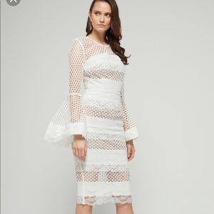 New! Rare! Bronx and Banco Sienna Raffle Dress